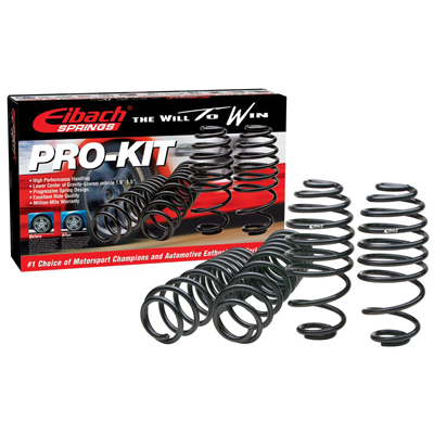 Eibach 30mm/45mm Pro Lowering Suspension Springs