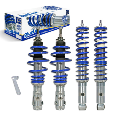 JOM Blueline Coilover Suspension Kit
