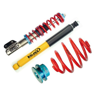 Volkswagen Polo V-Maxx Xxtreme Coilover Suspension Kit 70 VS 12